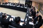 Eleição ocorreu no Ministério da Justiça e Segurança Pública durante reuniu do ministro Torquato Jardim com 23 autoridades estaduais e do Distrito Federal.
