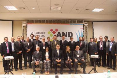 Coronel Eudilon Donizete participa do 57º END em Brasília