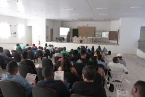 Abertura oficial reunião do Mosaico do Jalapão em Almas
