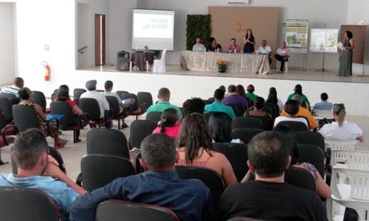 Representantes de unidades de conservação discutem formação de Conselho do Mosaico do Jalapão