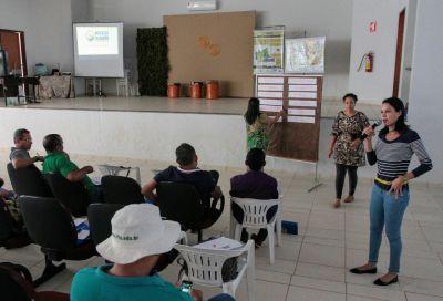 Reunião para a consolidação do Mosaico Jalapão