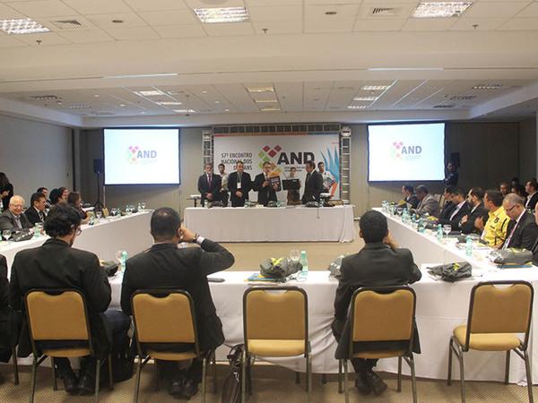 Adesão se deu por meio da assinatura do Termo de Compromisso com a Associação Nacional dos Detrans, em Brasília
