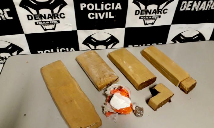 Os indivíduos eram vinculados a uma facção criminosa e participavam ativamente de uma rede de distribuição de entorpecentes em várias regiões de Palmas