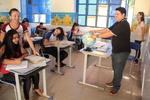 A participação nas olimpíadas reforça a aprendizagem dos alunos nos temas ligados à Geografia