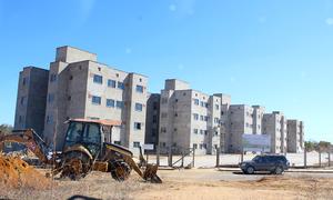 Governo reinicia obras de infraestrutura na Quadra ALC NO 33, em Palmas