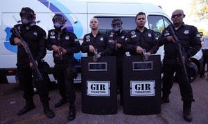 Grupo de Intervenções Rápidas é mais uma estratégia para garantir a segurança das unidades prisionais do Tocantins