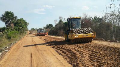 São 8,14 quilômetros que terá o pavimento, o sistema de drenagem e a sinalização totalmente reconstruídos
