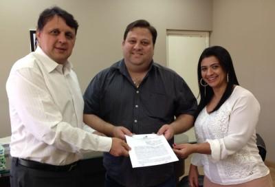 André Auada, da Refrinorte assinou contrato para ter acesso ao incentivo voltado para vendas na internet