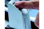 Leitor biométrico que está sendo implantado nas clínicas médicas e psicológicas para a biometria digital