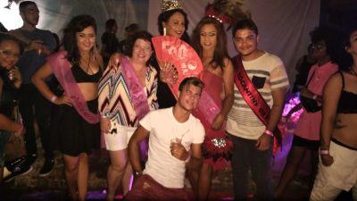 Concurso Miss LGBT, promovido na Semana da Diversidade Sexual, teve um representante para cada categoria.