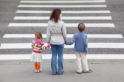 Respeite o pedestre