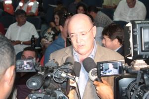 Herbert Brito (Buti) destaca ações do Naturatins à imprensa