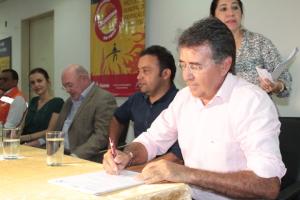 Acordo com prefeitos tem como objetivo preservar  o meio ambiente, os recursos naturais e  o bem-estar da sociedade