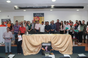 14 municípios tocantinenses participaram da assinatura do Termo de Cooperação