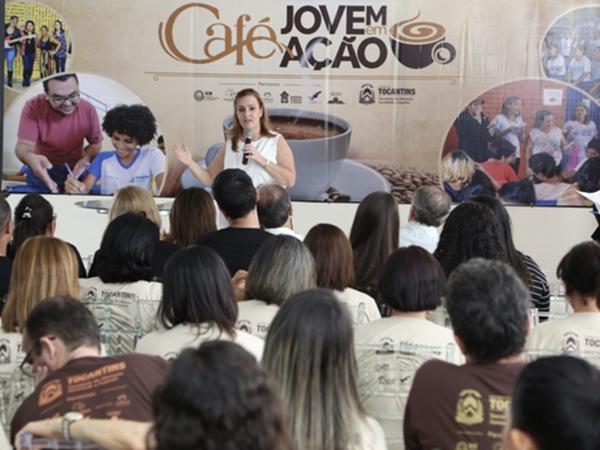 A diretora do ICE, Tereza Barreto, avaliou o Tocantins como estado referência na implantação do ensino médio integral