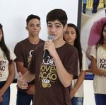 Para o aluno do Centro de Ensino Médio Paulo Freire, João Gabriel, o Jovem em Ação proporciona uma mudança de vida por meio da educação integral
