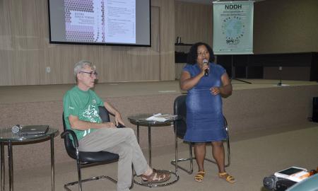 Brígida Rocha explica como foi realizada a pesquisa nos quatro estados