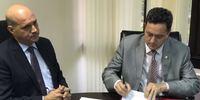 Assinatura de Convênio PGE/DPE