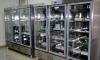 As câmaras permitem uma cadeia de frio eficiente para o armazenamento, conservação, distribuição, transporte e manipulação das vacinas, garantindo a manutenção dos produtos em condições adequadas de conservação