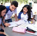 Brenda e Osvaldo aprenderam na escola o valor da colaboração