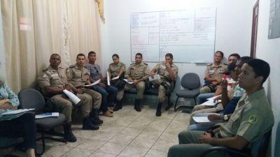 Militares da 5ª CIPM participam de treinamento_400.jpg
