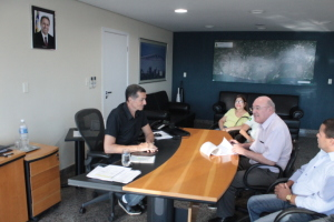 O novo prédio do Naturatins abrigará o Centro de Atendimento ao Cliente a uma das diretorias