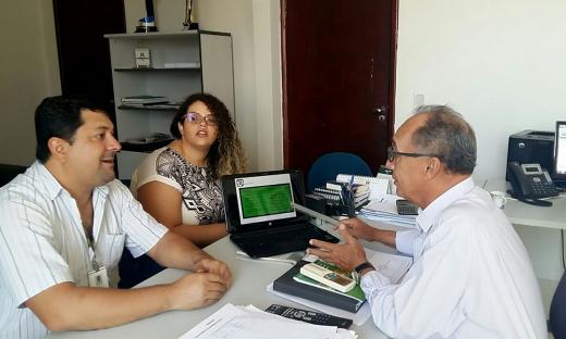 Participação da Adapec foi discutida na manhã desta sexta-feira, 11; Jornada Acadêmica de Medicina Veterinária ocorrerá entre os dias 12 e 13 de setembro, na sede da universidade, em Palmas
