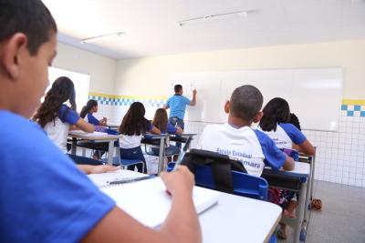 Os observadores atuarão em sete escolas contempladas pelo Programa Estrada do Conhecimento