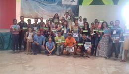 Oficinas de Vigilante Voluntário pelo Meio Ambiente, ocorreram em Novo Jardim