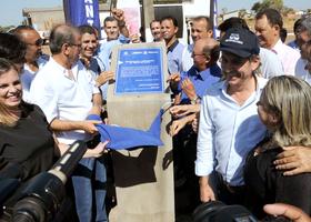 As obras representam um investimento de R$ 20.925.958,31