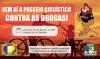 I Passeio Ciclístico contra as drogas promovido pela PM em Palmas