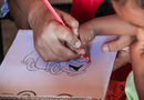 Um dos objetivos do  Criança Feliz é apoiar e acompanhar o desenvolvimento infantil na primeira infância
