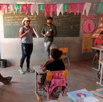 A escola do Projeto de Assentamento Primogênito foi visitada por equipe de Força-tarefa