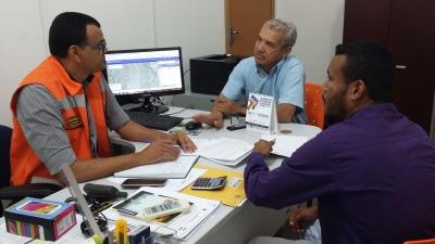 A Defesa Civil Estadual acompanha e orienta os municípios quanto aos registros de solicitação de recursos federais no Ministério da Integração Nacional
