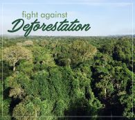 Fight against deforastation