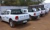 Os veículos serão distribuídos às delegacias da Adapec