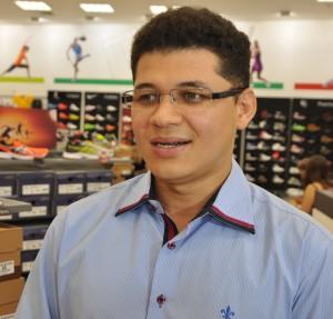 Gerente de fiscalização do ProconTO, Magno Silva Pinto.JPG