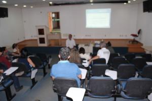 A reunião ocorreu nesta quinta-feira, 31, no Naturatins