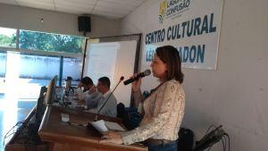 Representantes do Naturatins participaram da audiência pública