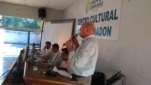 A audiência pública ocorreu nesta quinta-feira, 31, em Lagoa da Confusão