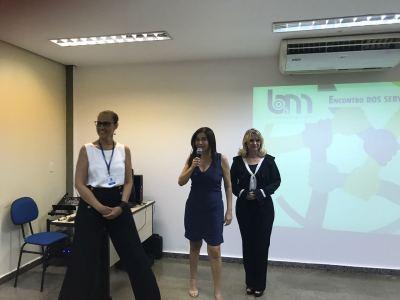 Subprocuradora Geral, Irana Coelho, faz abertura do encontro