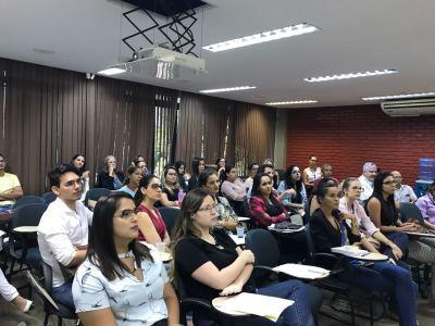 Servidores participam de nova etapa do Programa de Desenvolvimento de Competências da PGE/TO