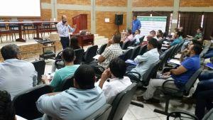 Estado discute fortalecimento de ações de defesa fitossanitária em Pedro Afonso