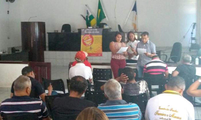 A implantação do Protocolo do Fogo e do Fórum Municipal do Lixo e Cidadania avança nos municípios tocantinenses