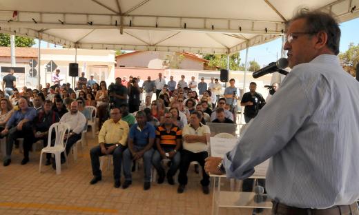 Marcelo Miranda destacou que os apartamentos entregues fazem parte de um projeto ousado, assumido ainda em 2009 e retomado em 2015, graças a parceria com o Governo Federal