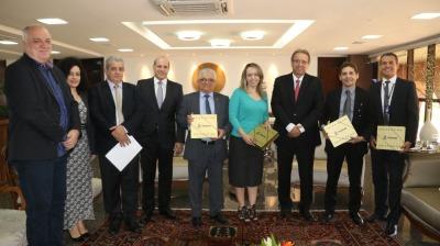 Marcelo Miranda enfatizou que a obra é uma prioridade e determinou que se busque alternativas viáveis e legais para que seja iniciada a construção do Case de Araguaína