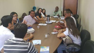 Representantes de comunidades terapêuticas se reúnem com Governo para prestação de contas.