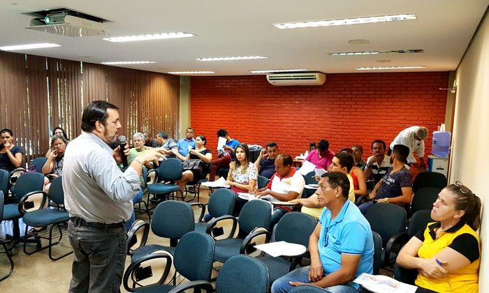 O presidente do Banco Bem, Acy Fontes, destacou que as autoescolas serão a porta de entrada para o funcionamento do programa