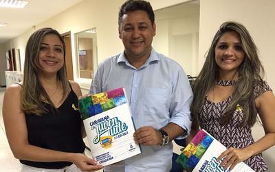De acordo com Ricardo Ribeirinha, superintendente estadual da Juventude, as ações visam conhecer a realidade das comunidades e levar informações