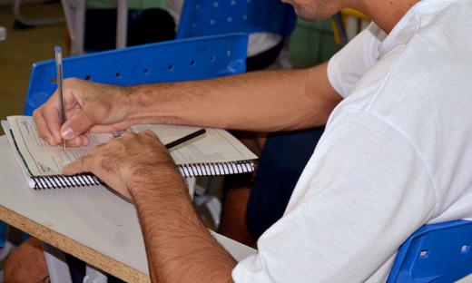 Oferta da Educação nas unidades prisionais é uma das várias formas de ressocialização